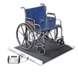 Detecto® Bariatric / Wheelchair Scale